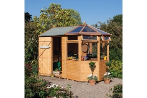 A Potting Shed is a Joy to Own