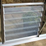 Louvre Vent - Toughened Glass