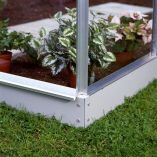 4x6 Aluminium Greenhouse Base