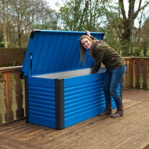 4'x2'5 (1.2x0.75m) Trimetals Blue Protect.a.Box
