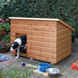 5x3 Rowlinson Large Dog Kennel