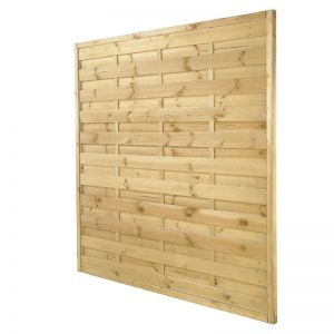 1.8m High Exeter Fence Panel