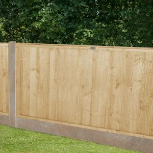 Forest 6' x 3' Pressure Treated Closeboard Fence Panel (1.83m x 0.91m)