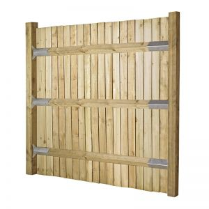 150x2400mm Featheredge Boards Pack of 6