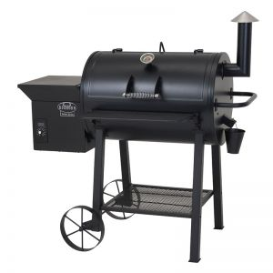 Lifestyle Big Horn Wood Pellet BBQ Smoker