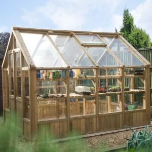 10 x 8 Sherbourne Greenhouse