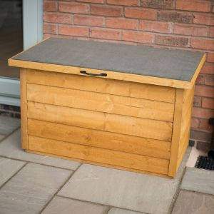 4x2 Dip Treated Garden Storage Box
