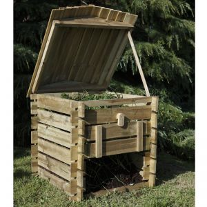 2'5 x 2'5 (0.74x0.74m) Grow-Plus Beehive Composter