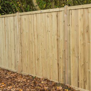 6'x6' (1.8x1.8m) Fence-Plus Acoustic Noise Reduction Fence Panel