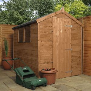 7' x 5' Windsor Norfolk Wooden Garden Shed