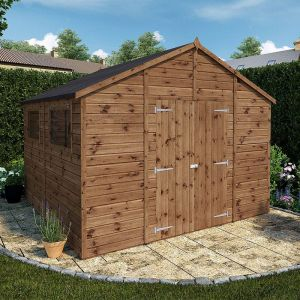 10' x 10' Windsor Groundsman Workshop Shed