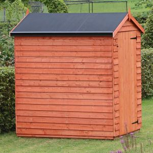 6'x6' SkyGuard EPDM Garden Building & Shed Roof Kit - Replacement Covering