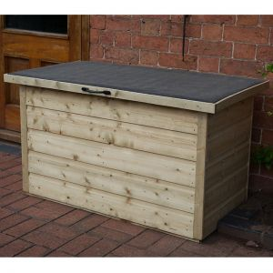 4x2 Pressure Treated Shiplap Garden Storage Box