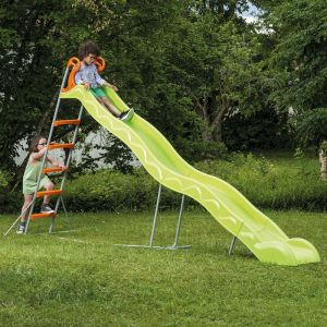 Trigano Valou 3.8m Double Wave Kid's Slide