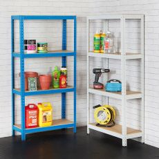 Shed and Garage Shelving Unit