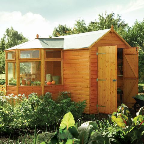 It is the Year of The Potting Shed – Don't Be Left Without One