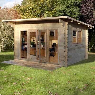 How to build a garden office