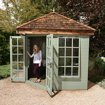 Top 5 Small Corner Summerhouses