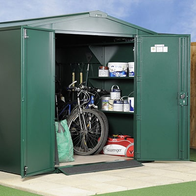 The Best Security Sheds