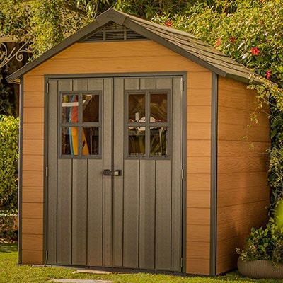 Should I Buy a Wooden, Metal or Plastic Shed?