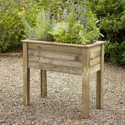 Forest Devon Table Planter