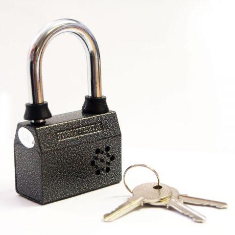 Security Alarm Padlock