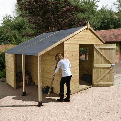 Bored With Retirement? Turn Your Shed into A Workshop