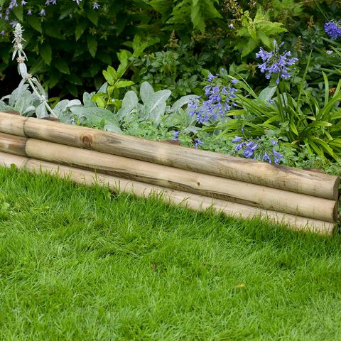 No Garden Design Is Complete Without Border Edging