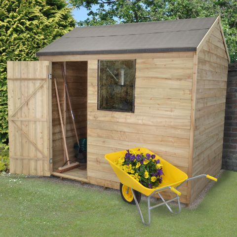 Top 10 Uses for A Garden Shed