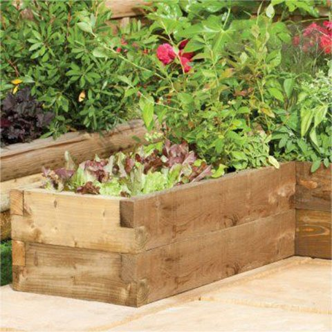 Get a Flying Start This Spring with Raised Beds and Planters