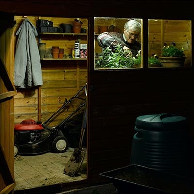 How to Add a Plug to a Shed