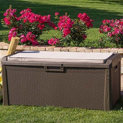 The Best Plastic Storage Boxes for Your Garden