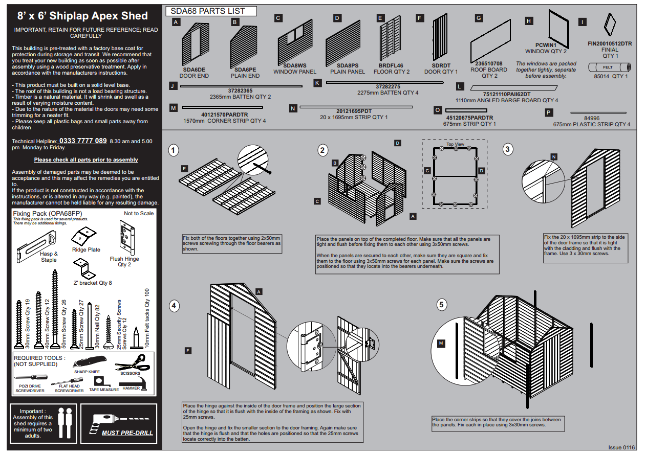 Use Our Shed Plans To Build Your Shed