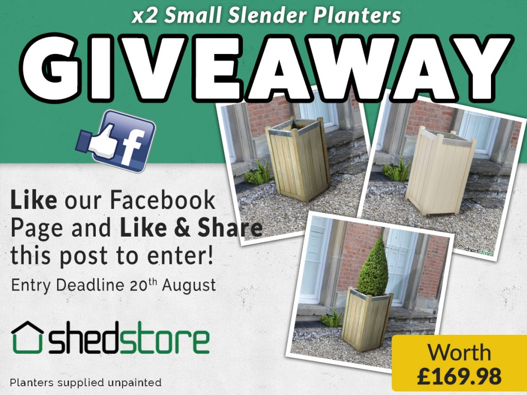 Forest Small Slender Planters Summer Giveaway
