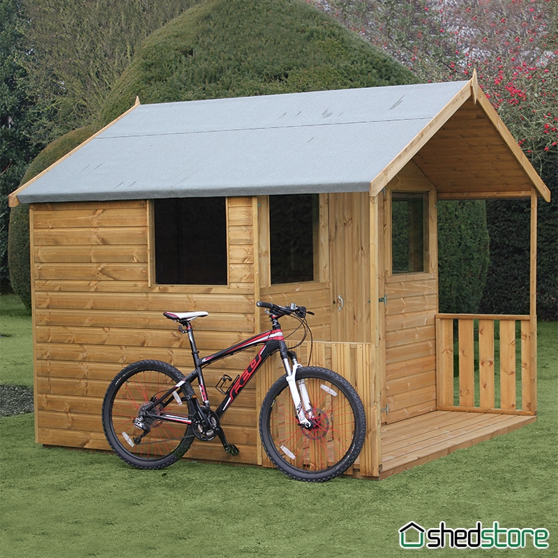 Wooden Shed Designs