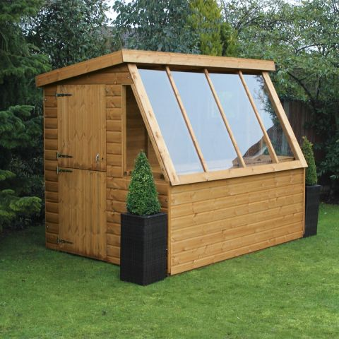 10x6 Traditional Potting Shed from Shedstore