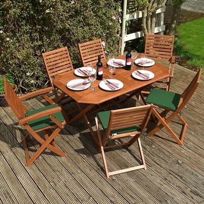 Rowlinson Plumley Patio Set