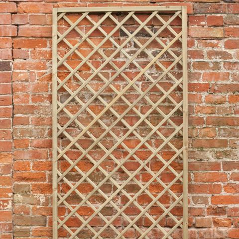 180 x 60cm Henley Lattice Trellis from Shedstore