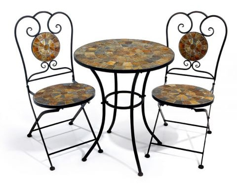 Biarritz 3pc Bistro Set