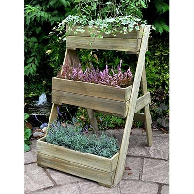 Forest Tiered Planter
