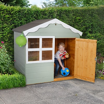 Forest Strawberry Playhouse at Shedstore