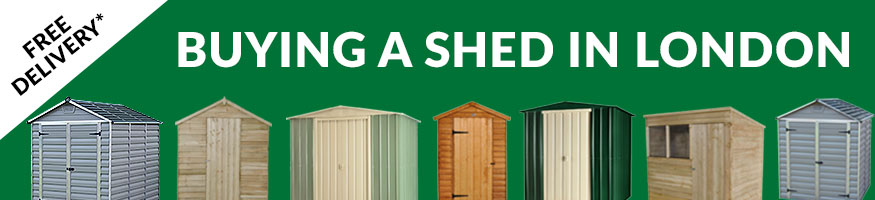 Buying a Shed in London