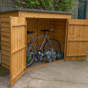 Garden Storage | Outdoor Storage Boxes | Shedstore co uk