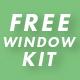Free Window Kit